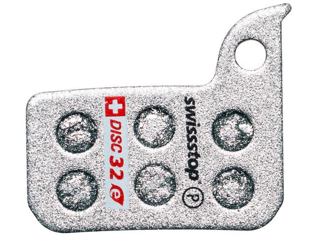 SwissStop Disc 32 E Schijfrem Remblokken voor SRAM HRD/Ultimate/TLM